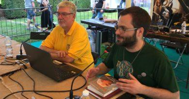 Sentieri Tolkieniani 2018: i podcast delle conferenze